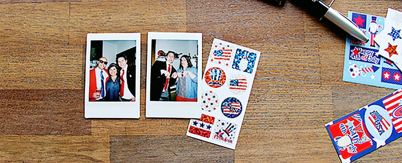 Instax America Party