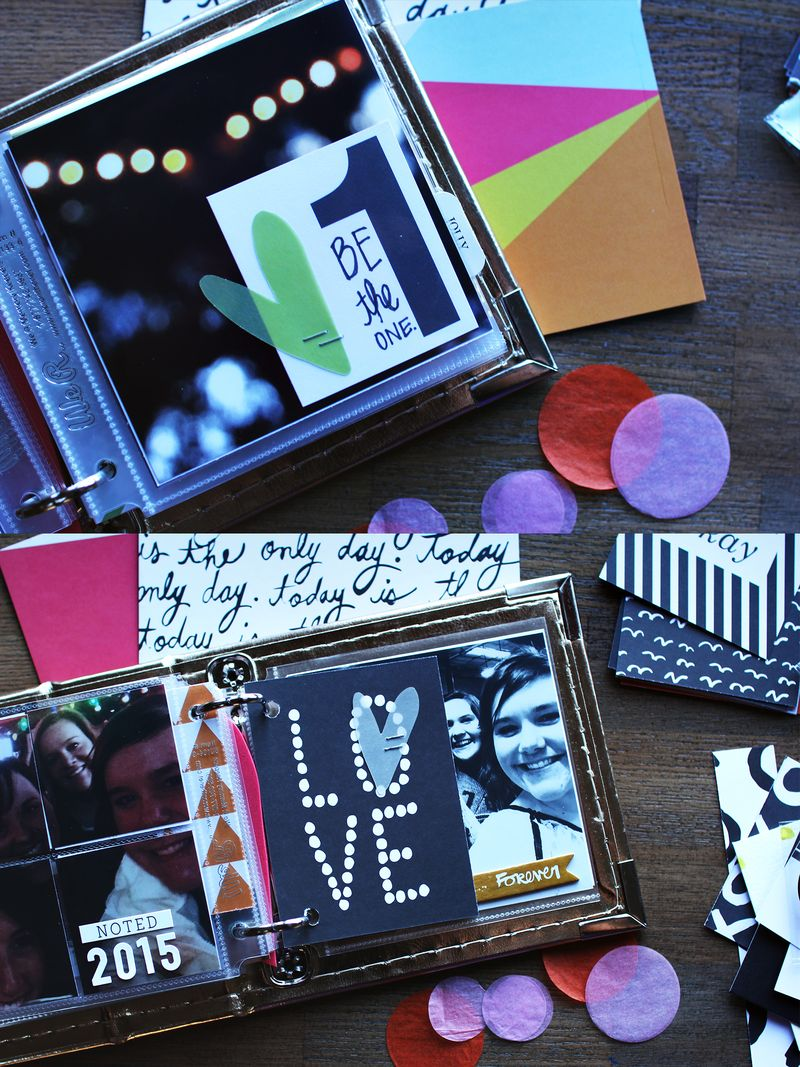 Messy Box A Beautiful Mess Mini Book